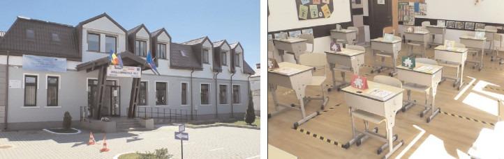 La Șotânga, cele trei școli și cele trei grădinițe, pregătite să-și primească elevii