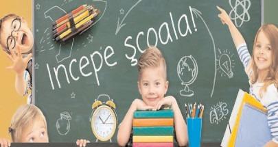 Elevii și preșcolarii încep un nou an școlar în condiții de pandemie