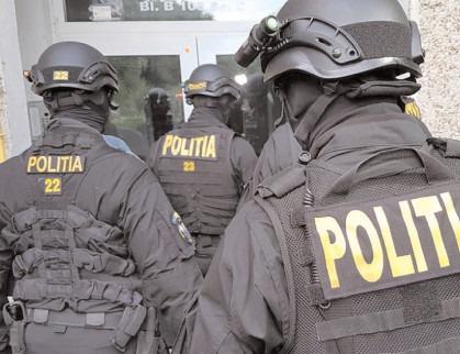 GRUP INFRACȚIONAL ORGANIZAT SPECIALIZAT ÎN OBȚINERE ILEGALĂ DE FONDURI, DESTRUCTURAT DE POLIȚIȘTI