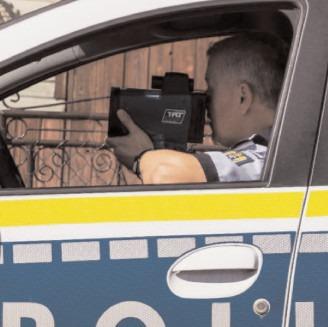 Polițiștii au luat la verificat întreg județul Dâmbovița