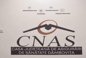 CAS Dâmbovița a organizat o ședință de lucru (online) dedicată medicilor de familie