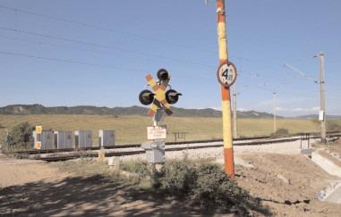 1.079 de treceri la nivel cu calea ferată, monitorizate la sânge de polițiști
