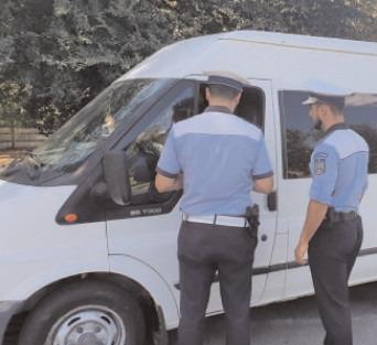 Polițiștii rutieri au continuat și intensificat acțiunile pentru prevenirea și combaterea principalelor cauze generatoare de accidente rutiere grave
