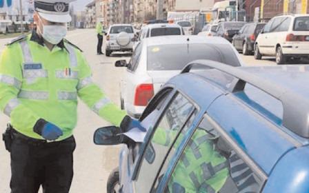 Polițiștii dâmbovițeni au luat la verificat întreg județul Dâmbovița
