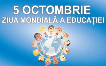 Ziua Educației, zi liberă pentru profesori și elevi