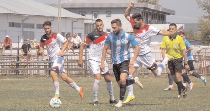 FC PUCIOASA A FĂCUT INSTRUCȚIE CU FC HERMANNSTADT 2