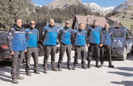 20 de ani de la înființarea stucturilor de jandarmerie montană