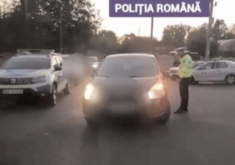Pericol pe drumurile din Dâmbovița