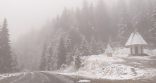 Este așteptată ninsoarea la munte, vremea se răcește în toată țara