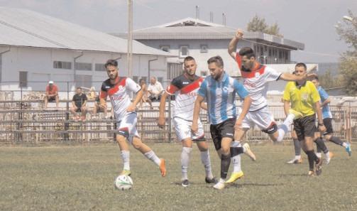 FC PUCIOASA A MAI RĂPUS UN ADVERSAR