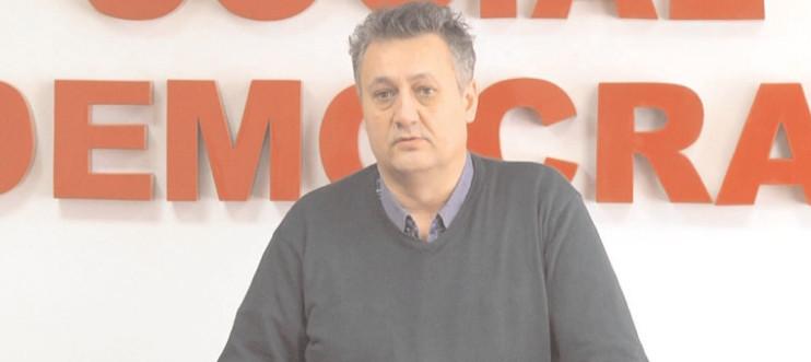 Secretarul executiv al PSD Dâmboviţa, Alexandru Oprea vorbeşte despre Referendumul preşedintelui Klaus lohannis: bani irosiţi de pomană