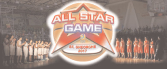 OPT JUCĂTOARE ALE MUNICIPALULUI POT AJUNGE LA ALL STAR GAME. Până în data de 31 ianuarie, fanii baschetului românesc, şi nu numai, au ocazia să-şi voteze favoritele pentru ALL STAR GAME – SF. GHEORGE 2017