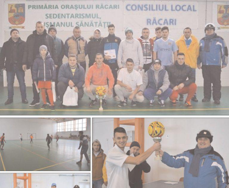 Sportul şi Mişcarea, la loc de cinste în oraşul Răcari