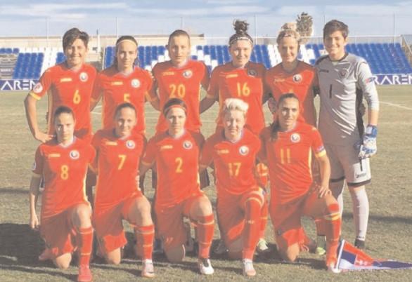 PĂRĂLUŢĂ A ÎNCHIS POARTA ROMÂNIEI. După ce a primit şapte goluri de la Olanda, dâmboviţeanca a fost impecabilă în cel de-al doilea amical din Spania