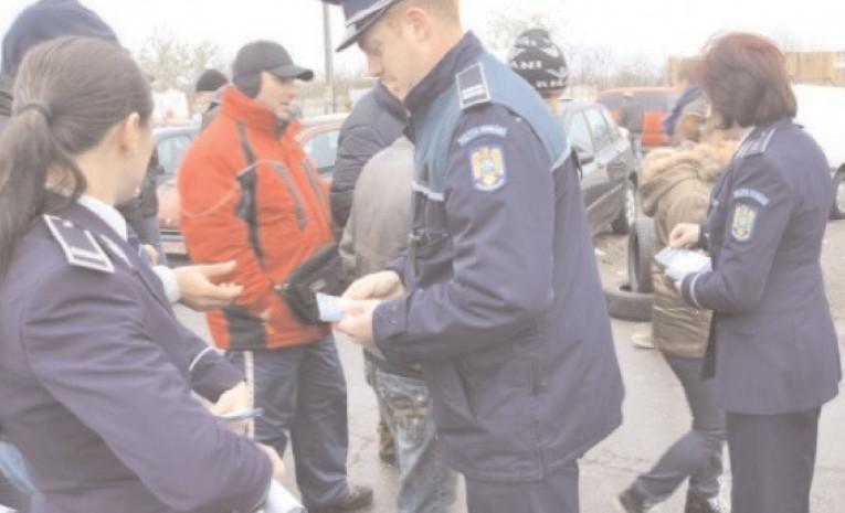 Poliţia, in sprijinul dâmboviţeniior