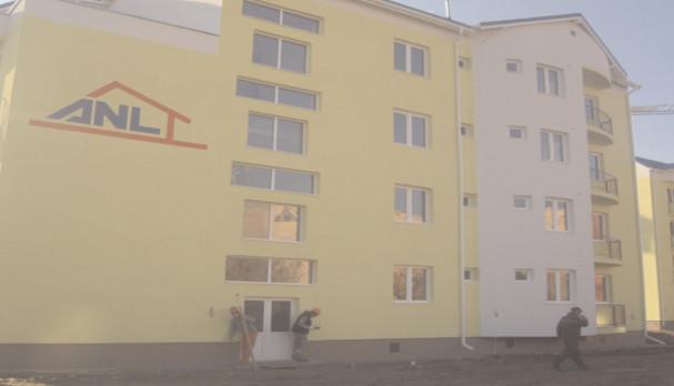 ANL va finanţa construirea a peste 320 de apartamente la Târgovişte