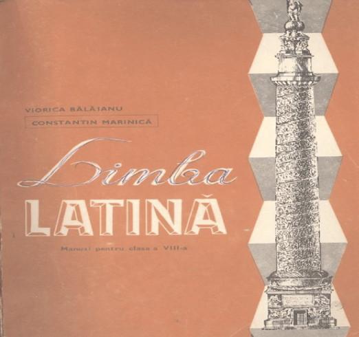 Modificări în Programa Şcolară – dispare Limba latină