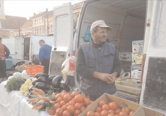 5,5 milioane lei alocate pentru sprijinirea temporară a producătorilor de legume şi fructe