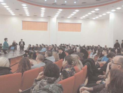 "Erasmus Open Doors, la Universitatea ""Valahia"" din Târgovişte"