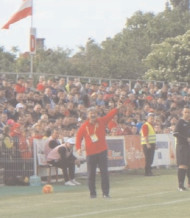 Chindia este pe primul loc… la spectatori Medie de 2000 de spectatori la fiecare meci de acasă