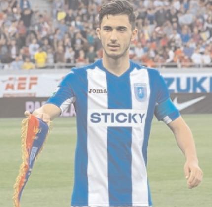 MORENARUL ANDREI IVAN A SEMNAT CU FC KRASNODAR CSU Craiova va încasa jucătorul dâmboviţean 3 milioane de euro, iar în funcţie de performanţele individuale ale lui Andrei, mai poate lua un milion