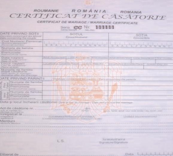 Activităţile desfăşurate pe linie de stare civilă, verificate la sânge în judeţul Dâmboviţa