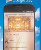 NOUĂ APLICAŢIE DE ANDROID PENTRU SITE-UL EPARHIAL AL ARHIEPISCOPIEI TÂRGOVIŞTEI