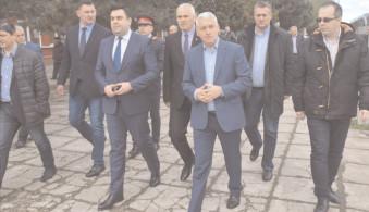 Vizite ministeriale în judeţul Dâmboviţa