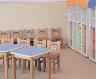 Preşcolarii din satul Petreşti, comuna Corbii Mari, vor fi primiţi în grădiniţă nouă, pe 11 septembrie