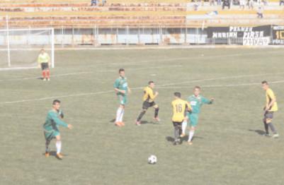 Două penalty-uri, un gol şi o singură câştigătoare C.S. Tunari – Flacăra Moreni 1-0 (1-0)