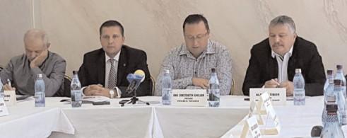 La Pucioasa a avut loc Adunarea Trimestrială a Asociaţiei Naţionale a Staţiunilor Balneare şi Balneoclimatice din România