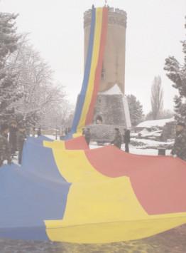 Târgoviştea în rând cu Capitalele Unirii