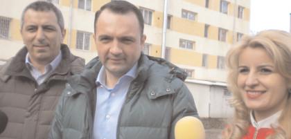 Primăria a început lucrări de modernizare în Microraionul IX, zona adiacentă Str. Radu Gioglovan