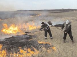 """""""Curăţenia de primăvară"""" vine cu incendii de vegetaţie uscată"""