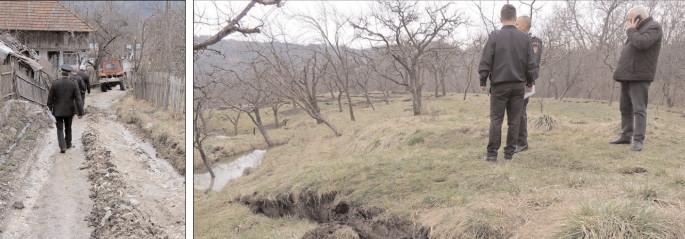 Prăpădul alunecărilor de teren de la Văleni Dâmboviţa în 1979, însuşi Ceauşescu a venit la alunecările de teren din zona Văleni Dâmboviţa – Malu cu Flori