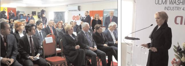 Premierul Viorica Dăncilă şi miniştrii Eugen Teodorovici, Rovana Plumb şi Lucian Şova au făcut vizită de lucru în judeţul Dâmboviţa
