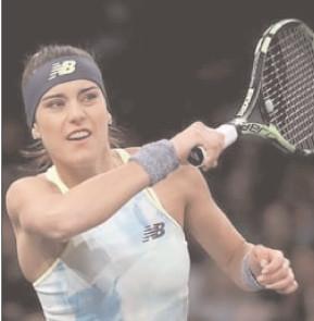 Sorana Cîrstea, calificată în optimile turneului de la Roma, la dublu