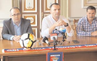 Chindia Târgovişte, şanse mari de promovare pe prima scenă a fotbalului românesc