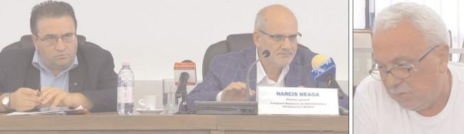 Şeful SDN Târgovişte, riscă să fie demis după vizita directorului general al CNAIR, Narcis Neaga, în judeţul Dâmboviţa