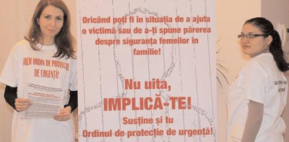 POLIŢIA IA MĂSURI PENTRU PUNEREA IN APLICARE A MODIFICĂRILOR LEGISLATIVE ÎN DOMENIUL COMBATERII VIOLENŢEI DE GEN