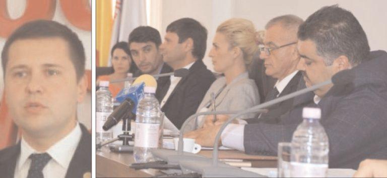 Deputatul Corneliu Ştefan susţine demersurile CJ Dâmboviţa în sprijinirea fraţilor de peste Prut