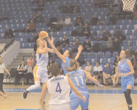 Naţionala de U18 a României, pe locul 9 la Europenele de baschet feminin