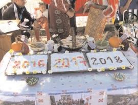 """Târgul de Sfânta Parascheva şi """"Festivalul Plăcintelor"""""""