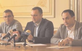 """GAL """"Târgoviştea Egalităţii de Şanse"""" a semnat un contract de finanţare în valoare de şapte milioane de euro"""