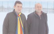 Corbii Mari: Terenul de sport din satul Ungureni a fost finalizat cu o lună mai devreme