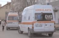 Ambulanţa Dâmboviţa a lucrat la foc continuu, de Crăciun