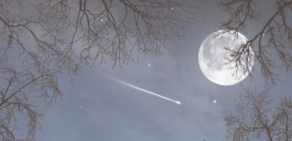 Un spectacol de zile mari al curentului de meteori Quadrantide
