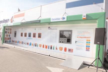 Târgoviştenii vor primi bani la predarea deşeurilor reciclabile