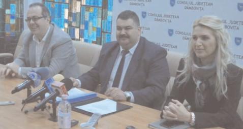 Discuţii între Consiliul Judeţean Dâmboviţa şi reprezentanţii ANCOM pentru remedierea problemelor de semnal al telefoniei mobile în judeţul Dâmboviţa