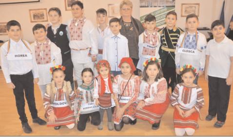 "Mica Unire, la Liceul Teoretic ""Ion Ghica"" Răcari"